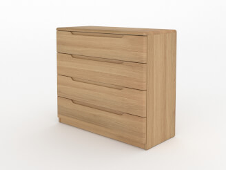 Chest of drawers FLABO 2Z4